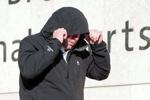 Michael Mongan, of Baldoyle, Dublin 13, who pleaded guilty at Dublin Circuit Criminal Court to two counts of social welfare fraud. Pic: Collins Courts.