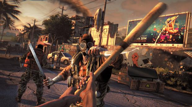 Dying Light: you'll face other factions in addition to the threat of the zombies