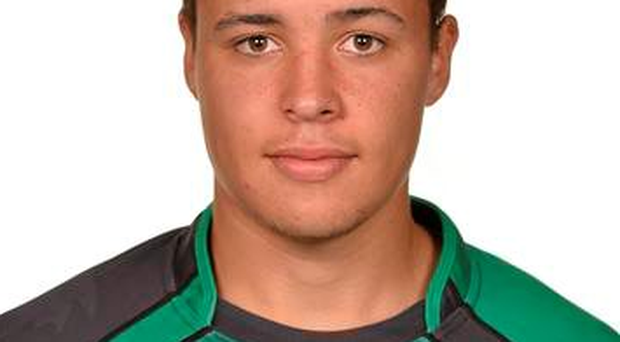 Rory Parata, Connacht. Connacht Rugby Squad Portraits for Season 2013/14, The Sportsground, College Road, Galway. Picture credit: Brendan Moran / SPORTSFILE