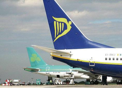 Ryanair, Aer Lingus and the DAA are unhappy with the regulators decision to put a cap on 2015-19 charges that is 19pc lower than the previous cap