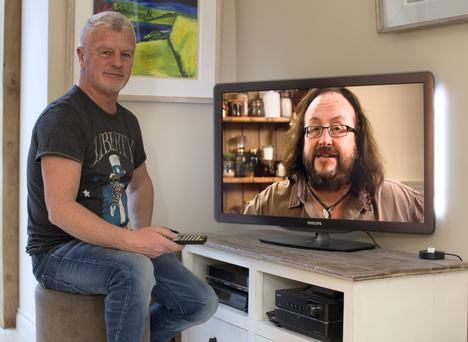 Robbie Power saves hundreds using free-to-air services
