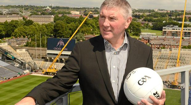 Sligo, managed by former Donegal star Martin McHugh (pictured), successfully objected that three of Queen's players were illegal