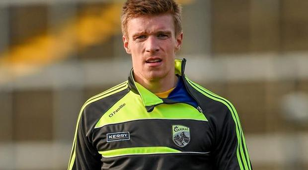 Despite Tommy Walsh getting a knock last week when he came off the bench, the former Aussie Rules player has been named to start in Sunday's crucial game in Derry