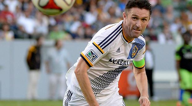 Robbie Keane has his sights firmly set on achieving more success with LA Galaxy before hanging up his boots