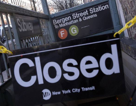The busiest subway stations were host to the most unique bacteria