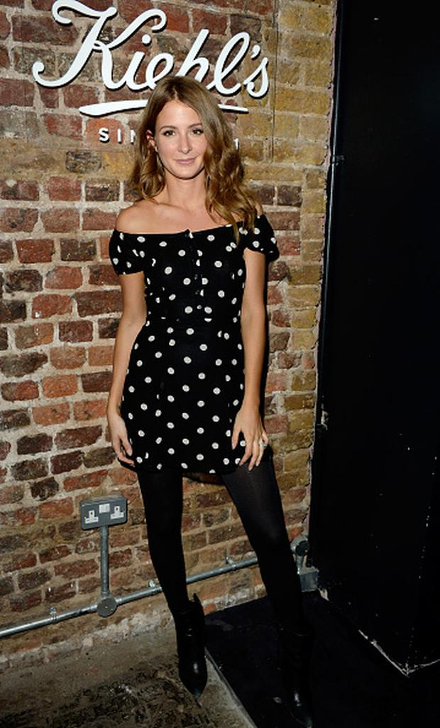 Millie Mackintosh at The Library Club in Covent Garden on February 5, 2015 in London, England