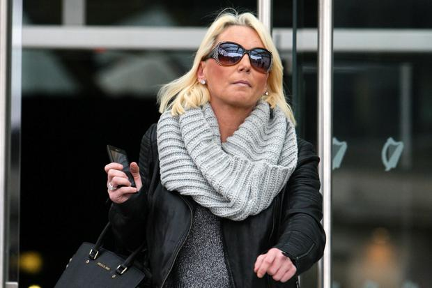 Vicky Dempsey (34), of Stannaway Road, Crumlin