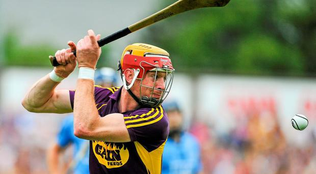 Andrew Shore's suspension will hit Wexford's hopes this year