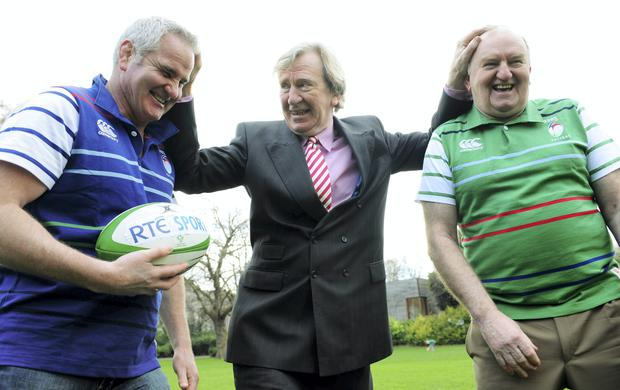Tom McGurk: 'The tradition in sports journalism was...they were fans with typewriters; sport existed within a sort of sanctified area'