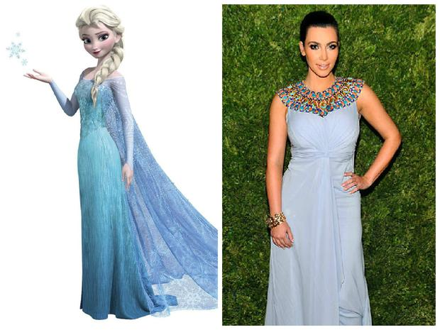 She does ice cool Elsa like no other.