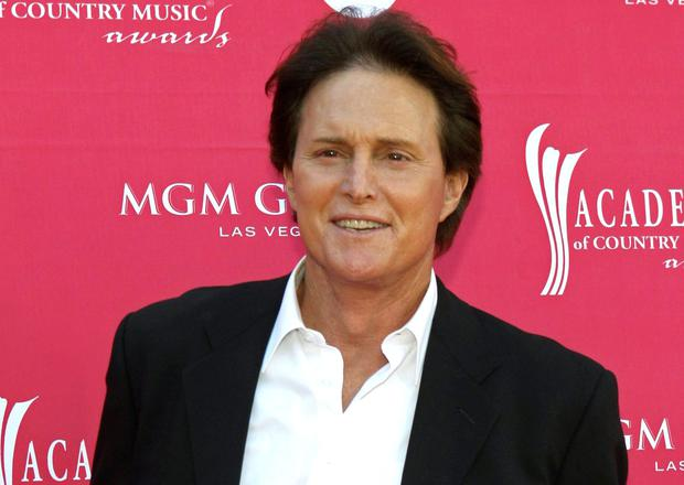 Bruce Jenner arrives at the 44th Annual Academy of Country Music Awards in Las Vegas in this April 5, 2009 photo. Jenner was involved in a highway crash in Southern California on Saturday that left another person dead, according to police (REUTERS/Steve Marcus)