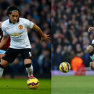 Summer signings Radamel Falcao and Angel Di Maria failed to impress