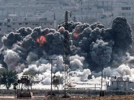 Jordanian General Mansour al-Jbour said 56 air strikes were carried out within three days against militants in Syria to avenge hostage pilot's death