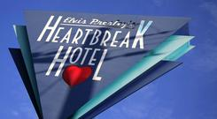 Heartbreak Hotel, Memphis, Tennessee