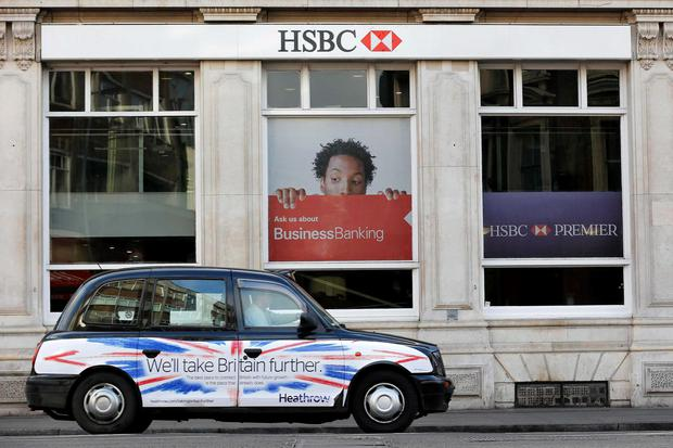 HSBC could face US legal action over Swiss accounts