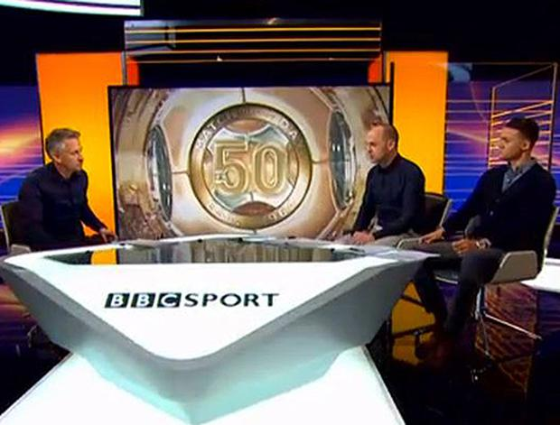 Gary Lineker and Co on Match of the Day