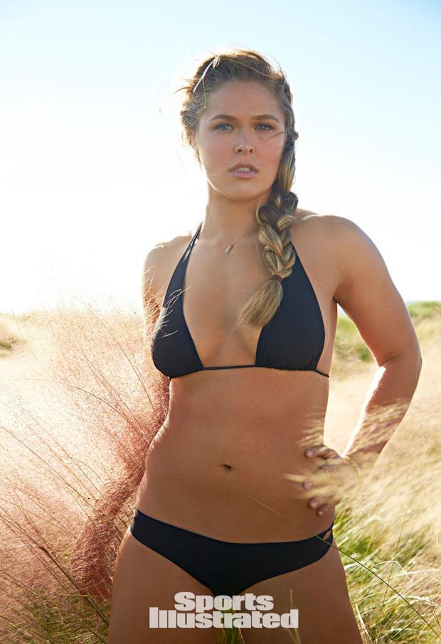 Ronda Rousey for Sports Illustrated