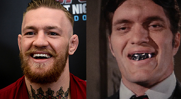 Conor McGregor and 'Jaws'