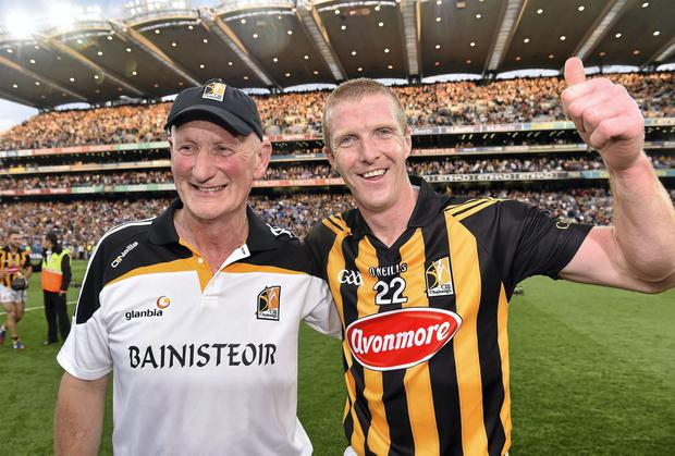 Kilkenny manager Brian Cody has revealed he will not be contacting Henry Shefflin about his future. Photo: David Maher / SPORTSFILE