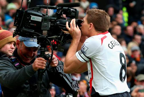 The Premier League will now net £113,000 a minute from their domestic television rights. Photo: Alex Livesey/Getty Images