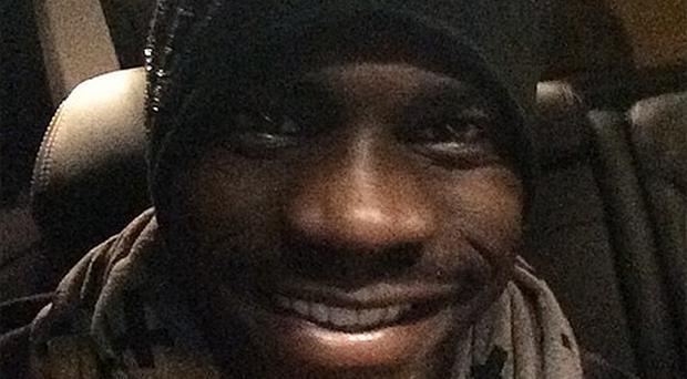 Mario Balotelli posted a smiling selife on Instagram after his first Premier League goal for Liverpool
