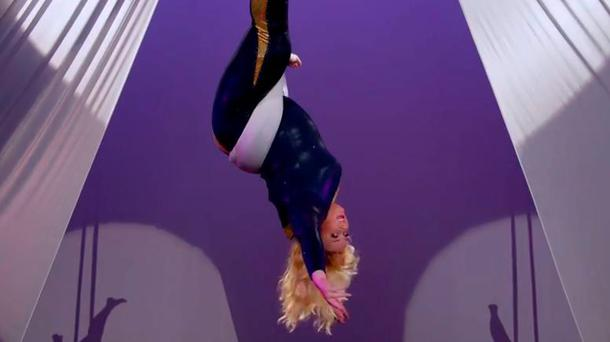 Fat Amy has a mishap in the Pitch Perfect 2 trailer