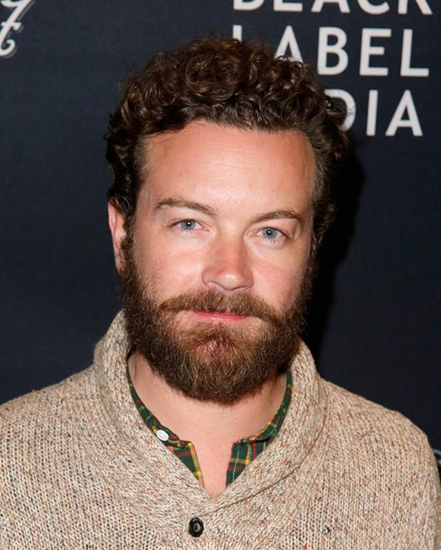 Actor Danny Masterson attends Black Label Media hosted party for The Art of Elysium and Elysium Industry with guest host James Franco on January 24, 2015 in Park City, Utah.