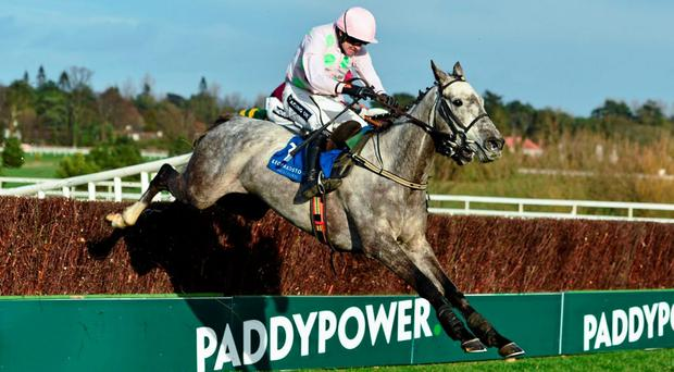 Ballycasey, with Ruby Walsh up