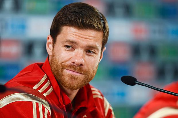 Xabi Alonso will retire at the end of the season