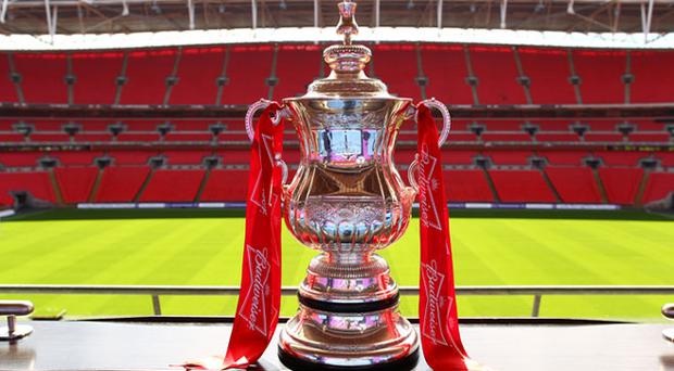 Only 16 teams remain in the hunt for the FA Cup