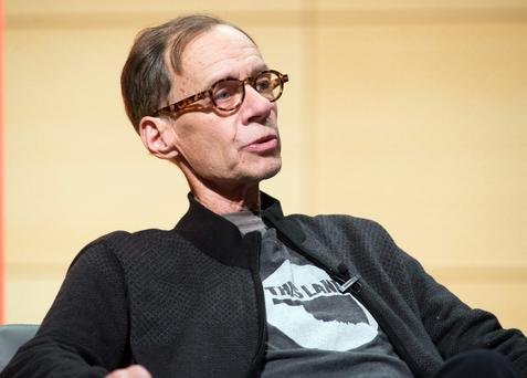 Media columnist David Carr, who wrote the 'Media Equation' column for 'The New York Times', collapsed at his office and died on Thursday. He was 58.