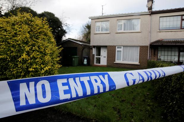 Gardai are investigating the murder of a 29 year old man at Oaklawns in Dundalk. Picture:Arthur Carron
