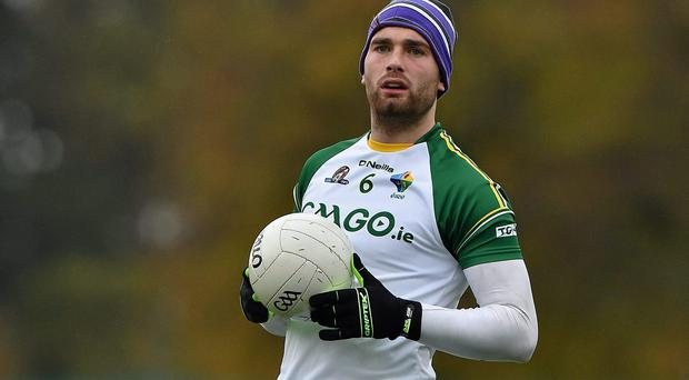 Aidan O'Shea has spoken about the dangers of concussion