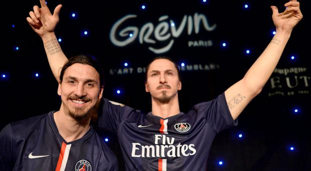 Zlatan Ibrahimovic will meet Chelsea against a backdrop of questions over his form