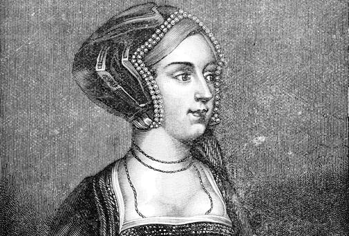 Anne Boleyn, the second wife of Henry VIII of England. Photo: Ann Ronan Pictures/Print Collector/Getty Images