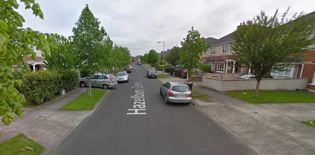 Hazelbury Green in Clonee, close to where the incident took place