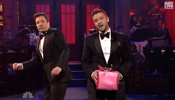 Jimmy Fallon and Justin Timberlake's SNL 40 opening