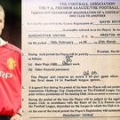 David Beckham, the former Manchester United midfielder, was sent out on loan to Preston