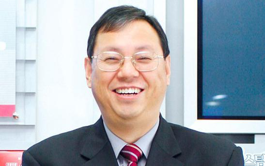 Jo Seong-Jin, president of LG's home appliance division