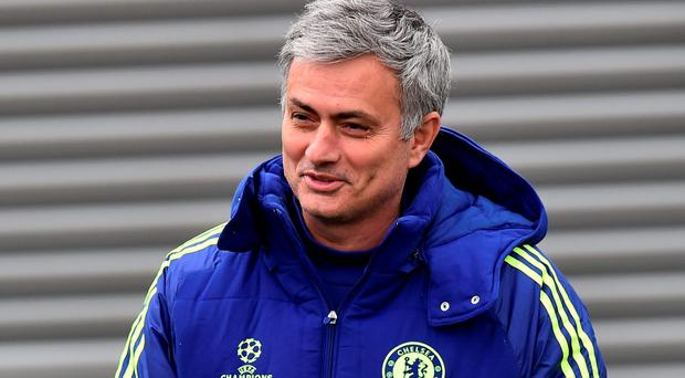 Chelsea manager Jose Mourinho was twice tempted to take the reins at Paris St Germain, who he faces tonight in the Champions League. Photo: AFP PHOTO / BEN STANSALLBEN STANSALL/AFP/Getty Images
