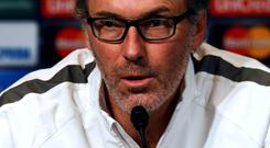 For all the attacking talent he has, coach Laurent Blanc has instituted a sterile possession game at Paris Saint-Germain. Photo: AFP PHOTO / FRANCK FIFEFRANCK FIFE/AFP/Getty Images
