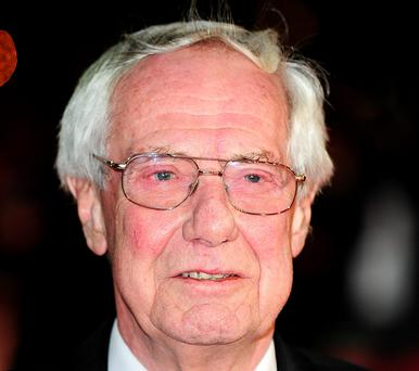 Embargoed to 0001 Tuesday February 17 File photo dated 19/01/12 of broadcaster and film critic Barry Norman, who has dismissed Sunday night's Oscars ceremony as
