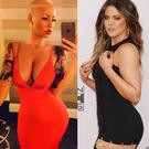 Amber Rose and Khloe Kardashian have engaged in an epic Twitter fight
