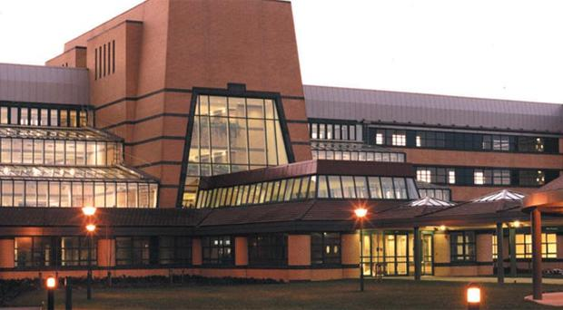 Tallaght Hospital confirmed the incident took place on Tuesday