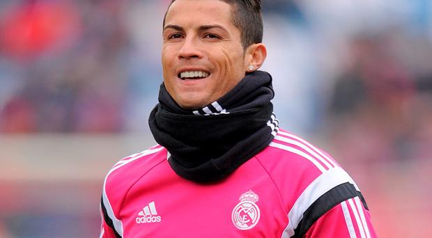 Cristiano Ronaldo will be looking for goals as Real Madrid come up against Schalke 04. Photo: Denis Doyle/Getty Images