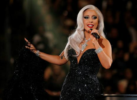 Lady Gaga 'has done something shamefully conventional' - and become engaged to actor Taylor Kinney (REUTERS/Lucy Nicholson)