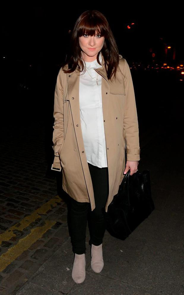 Jennifer Maguire at the official opening of Bow Street Academy for Screen Acting in Smithfield