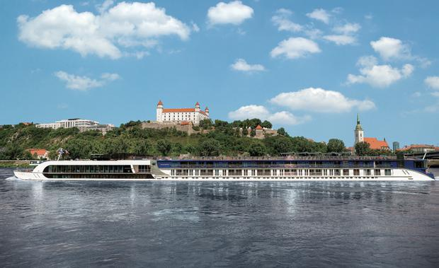 AmaCerto: Anna Coogan was hugely impressed by her first ever river cruise adventure.