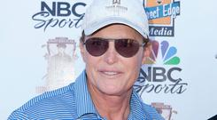 Bruce Jenner arrives for Ryan Sheckler's 7th Annual Celebrity Golf Tournament at Trump National Golf Course