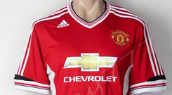 Manchester United's new shirt for next season?